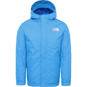 The North Face Snowquest Kurtka Chłopcy, clear lake blue